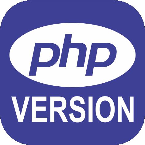 phpversion